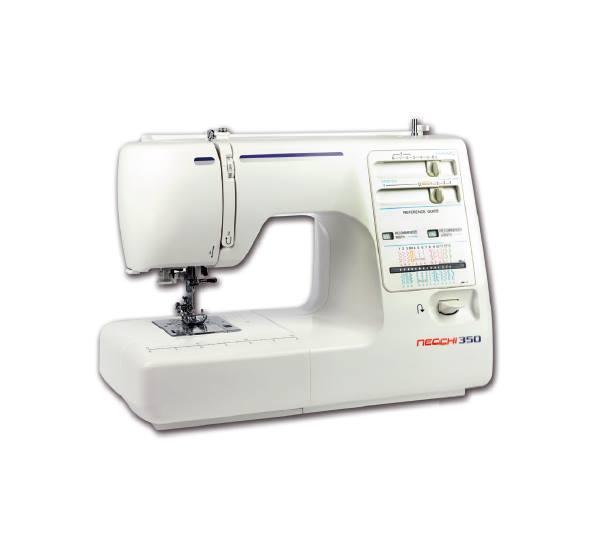 Necchi 350 righi vendita online di macchine per cucire for Macchine cucire online