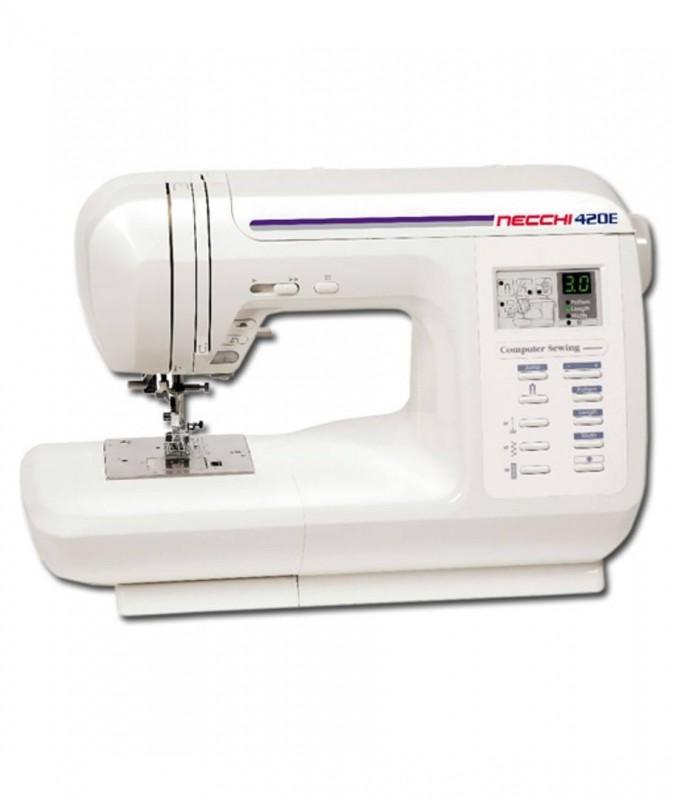 Necchi mod 420e righi vendita online di macchine per for Macchina cucire offerta