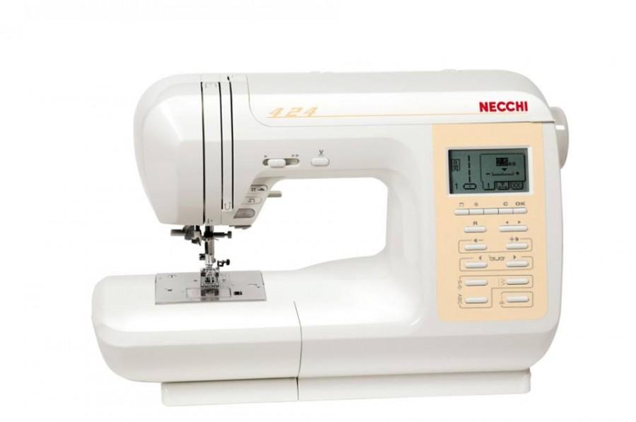 Necchi mod 424 righi vendita online di macchine per for Macchina da cucire salmoiraghi 133