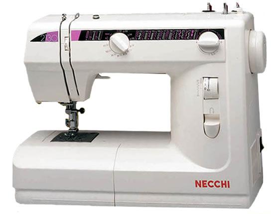 Necchi mod 2130 righi vendita online di macchine per for Macchine cucire online