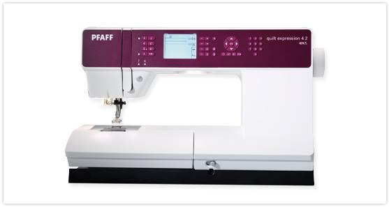 Pfaff expression 4 2 righi vendita online di macchine for Pfaff macchine per cucire